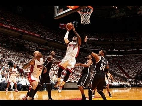 LeBron James Scores His 4,000th Career Playoff Point ...
