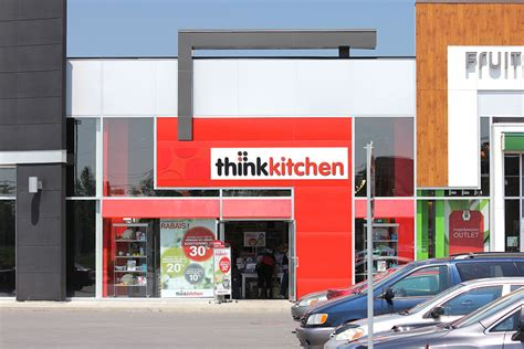 I Think Kitchen by Think Kitchen Les Avenues Vaudreuil