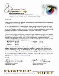 gallery of church anniversary invitation letter With invitation letter for anniversary party