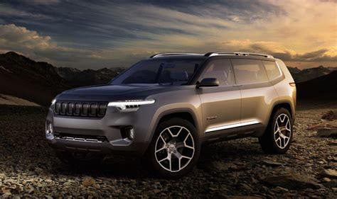 Jeep Wagoneer 2020 Price by 2020 Jeep Grand Wagoneer Concept Interior Price