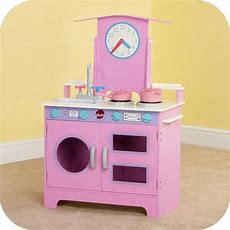Plum Kids Wooden Toy Kitchen For 2 & Accessories  Buy