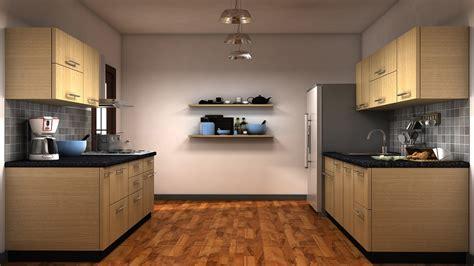 parallel kitchen design ideas parallel shaped modular kitchen designs 4100