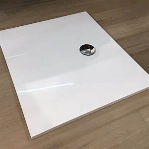 Receveur Douche 140x90 : receveur de douche arone rectangle blanc brillant 120 ~ Edinachiropracticcenter.com Idées de Décoration