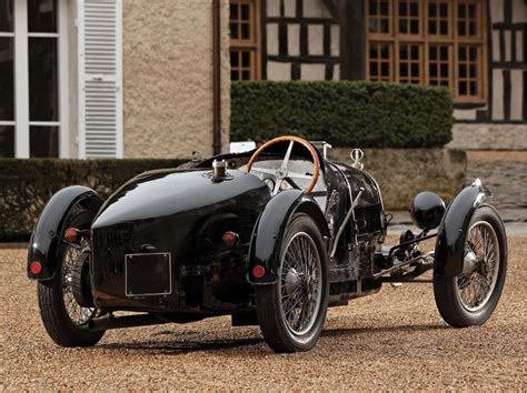 Rare Bugatti Type 37 On Sale