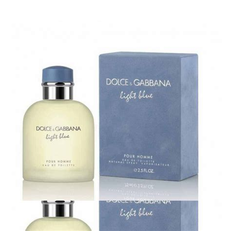 Dolce And Gabbana Light Blue For by Dolce And Gabbana Light Blue Edt 75ml Spray For