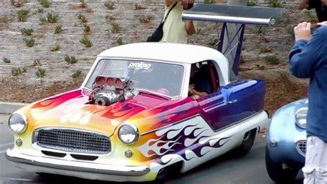 Prolong Nash Metropolitan Drag Car   YouTube