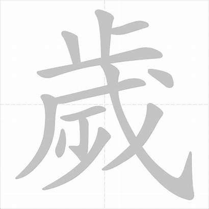 Chinese Character Dictionary Written