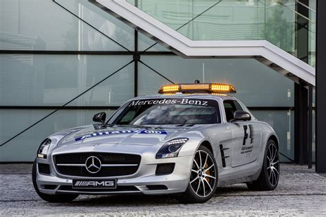 Mercedes BenzCar : 2013 Mercedes Benz Sls Amg Gt F1 Safety Car