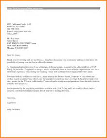 How To Write A Brilliant Cover Letter Thank You Letter For