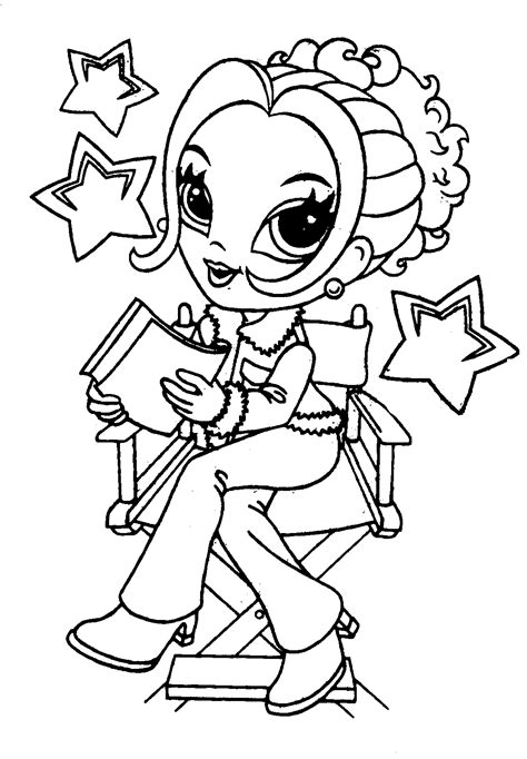 lisa frank coloring pages coloring pages  print