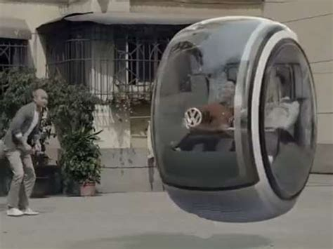 Vw's Concept Flying Car