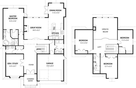 architect house plans architectural house floor plans house design
