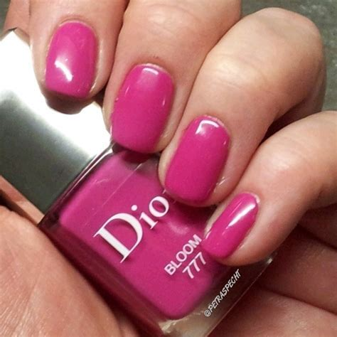 Dior Pink Nail Polish Pictures, Photos, and Images for