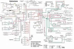 Db7b0 Tr6 Wiring Schematic