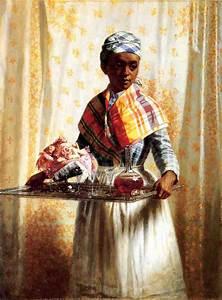 19C American Women: Women Working & a Few Other Paintings ...