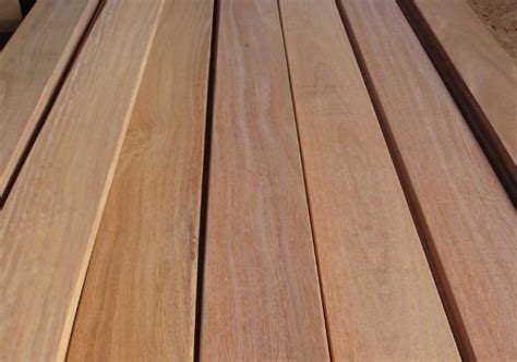cumaru aka brazilian teak wood decking  hardwood