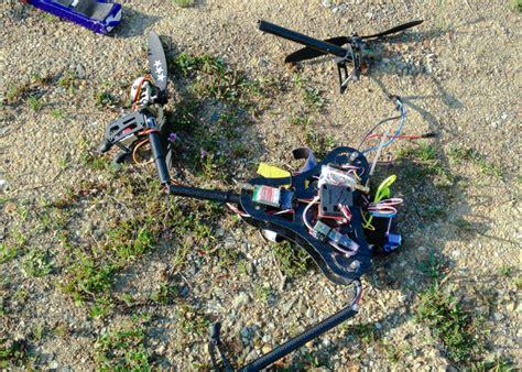 crash  drone   secondsor