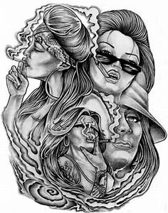 Chicana / chicano | Mexican/chicano art | Pinterest ...