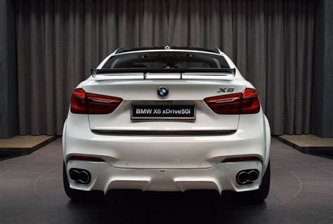 Bmw X6 Xdrive50i By Ac Schnitzer Shows Up In Abu Dhabi
