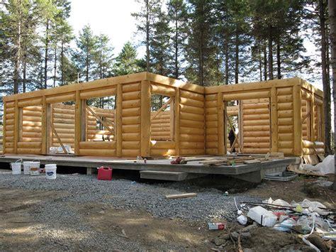transport livraison et installation prestige bois rond