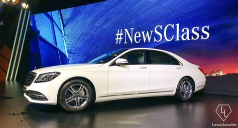 The company believes there is a potential demand for such luxury mpvs in india. 2018 Mercedes-Benz S-class facelift launched in India at Rs 1.33 crore