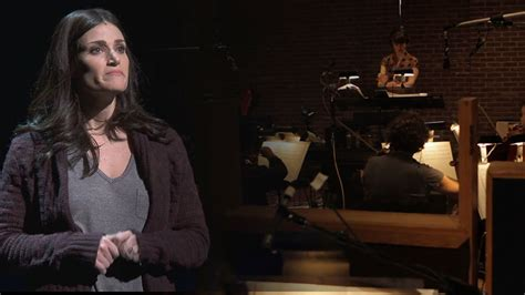 20 random thoughts we had while idina menzel s