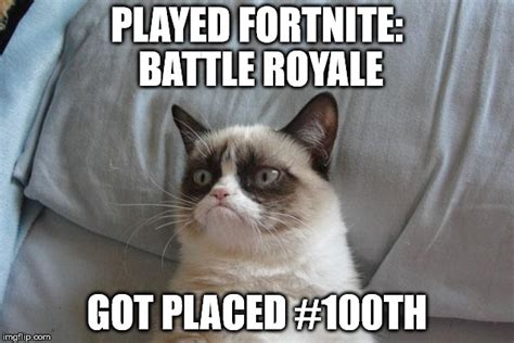 Played Fortnite Battle Royale - got placed #100th — Steemit