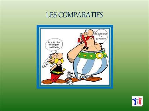 Le De Luminotherapie Comparatif by Le Comparatif Et Le Superlatif Des Adjectifs