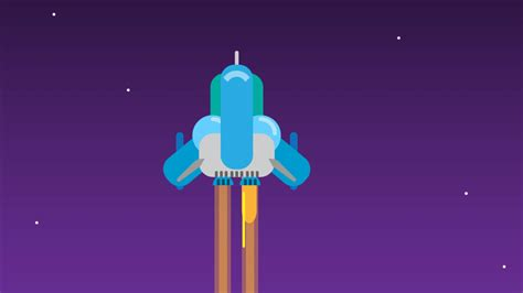 With tenor, maker of gif keyboard, add popular rocket ship gif animated gifs to your conversations. Rocket Ship Flying Gif on Behance (With images) | Fly gif