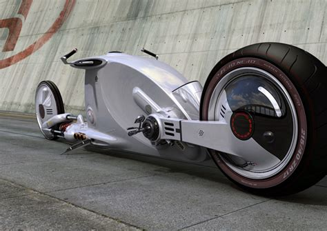 Imperial Flatboy Motorcycle