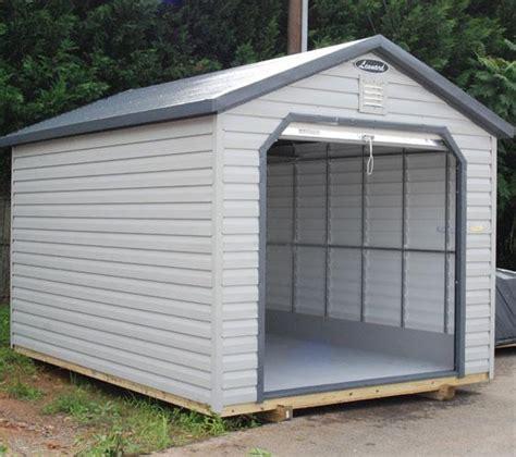 10x20 Metal Storage Shed by Metal Storage Sheds Metal Buildings Leonard Buildings