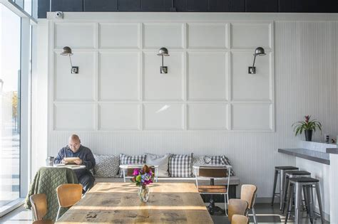 The best coffee shops in the u.s. 10 new coffee shops with the best interior design in Toronto