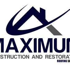maximum construction restoration llc roofing contractor