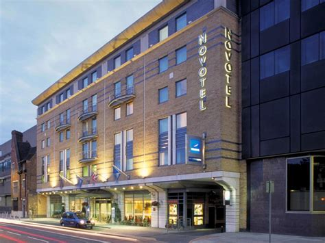 disabled holidays in london england at the novotel london waterloo hotel