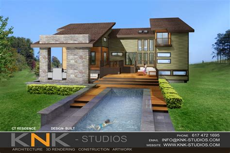 Modern Houses : Contemporary House Plans With Photos