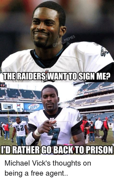 Michael Vick Memes - funny football michael vick and nfl memes of 2016 on sizzle