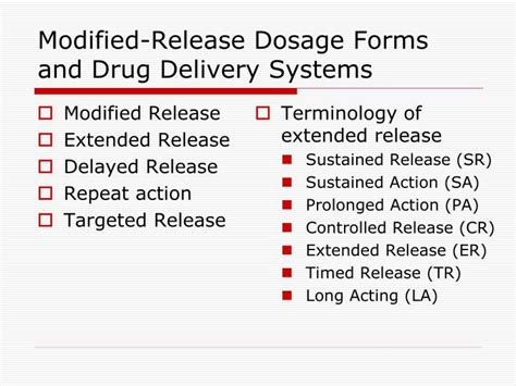 repeat action dosage form ppt pharmaceutical dosage forms powerpoint presentation
