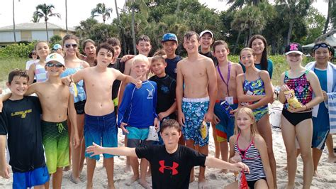 Rpa Middle School Beach Bash Kids  Royal Palm Academy