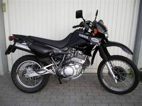125ccm motorrad yamaha yamaha motorrad 125 ccm enduro motorrad bild idee