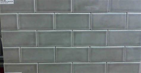 dove grey made porcelain subway tiles available at