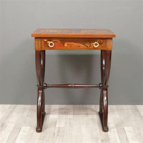 bureau napoleon table ou petit bureau style napoléon iii empire