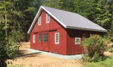 nh sheds modular barn shelburne nh j n structures