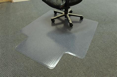 anchormat high pile carpet chair mats mat tek