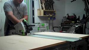 Festool Mft 3 : video 1 rip plywood with festool ts55 and mft 3 youtube ~ Orissabook.com Haus und Dekorationen