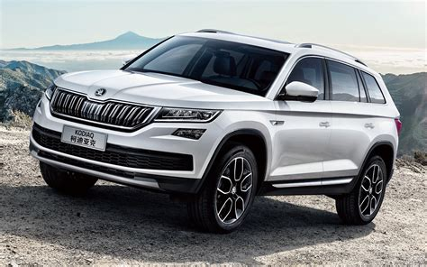 skoda kodiaq cn wallpapers  hd images car pixel