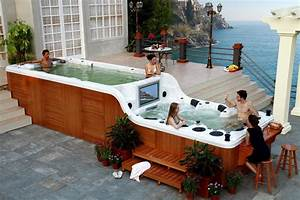 Swim Spa Costs - Have You Budgeted Enough? SSHT