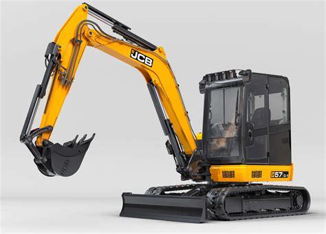 jcbs  compact excavator models focus  operator comfort