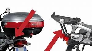 Topcase Bmw R1200gs : fixations pour top case pour bmw r1200gs 2004 2012 ~ Jslefanu.com Haus und Dekorationen