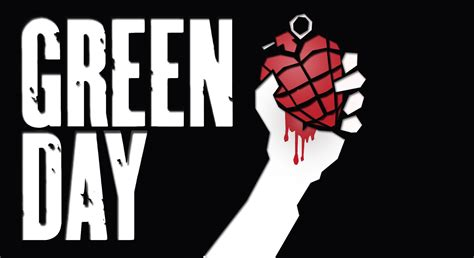 Download Green Day Logo Wallpaper Gallery