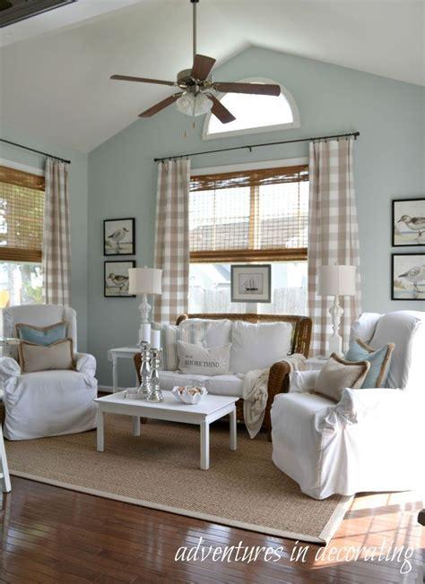turn any room into a sunny beach house paint colors